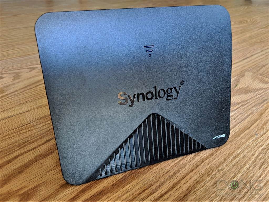 Synology MR2200ac Wi-Fi Mesh Router Review - Dong Knows Tech