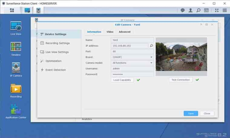 Surveillance Station Desktop Client Download