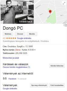 google-terkep