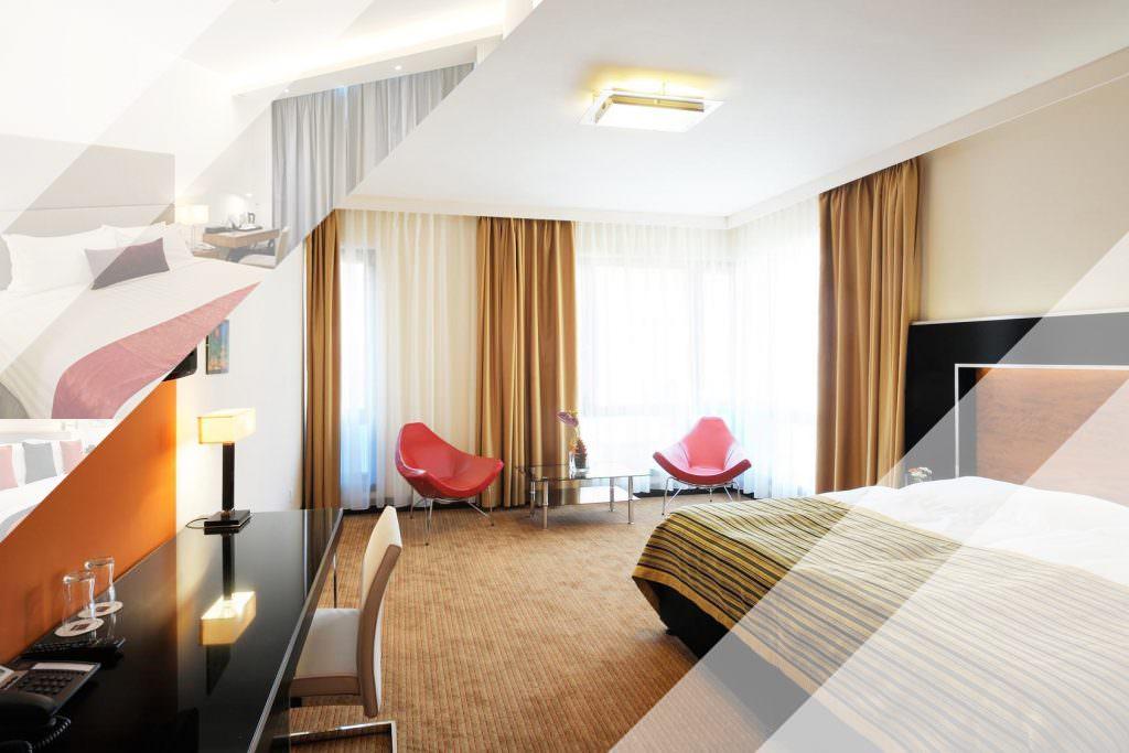 thiết kế khách sạn mini