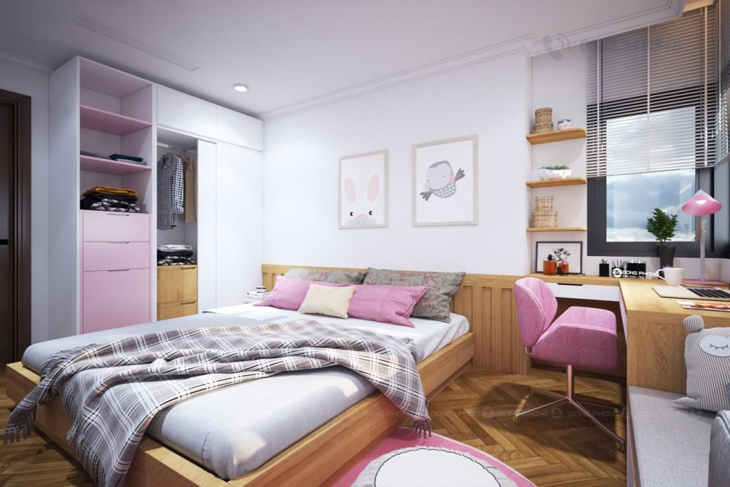 phòng ngủ căn hộ Sunshine Riverside-ntcc1340-phong2