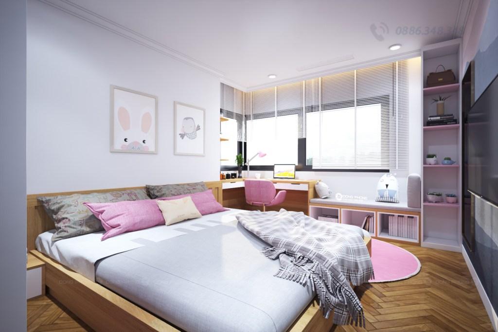 phòng ngủ căn hộ Sunshine Riverside-ntcc1340-2.2