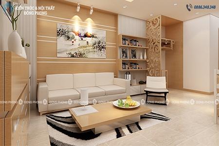 thiết kế nội thất chung cư gia lâm ntcc1325 đại diện