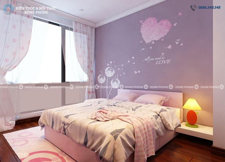 thiết kế nội thất phòng ngủ ntcc1324-9