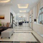thiết kế nội thất biệt thự tân cổ điển ntnp1130-6