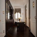 thiết kế nội thất biệt thự tân cổ điển ntnp1130-19