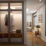 thiết kế nội thất biệt thự tân cổ điển ntnp1130-10