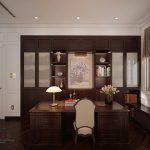 thiết kế nội thất biệt thự tân cổ điển ntnp1130-20