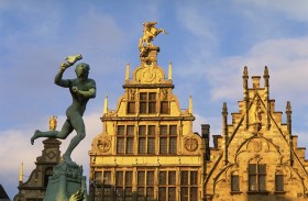 Antwerp - Monumental City