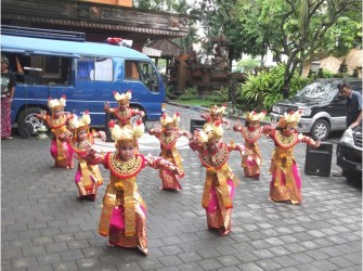 Denpasar Traditional Dance