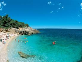 Explore Beaches in Pula