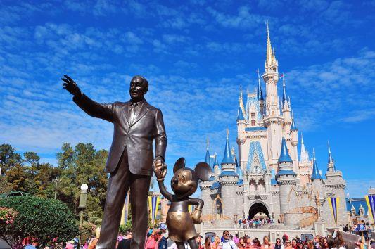 Orlando Disney Land
