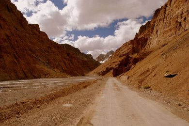 A Path In Leh