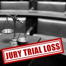 Jury Trial Loss