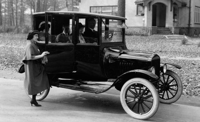 flivver 1921
