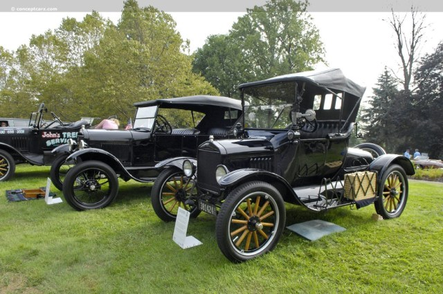 ford 1921