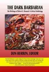 The Dark Barbarian - Wildside Press edition cover