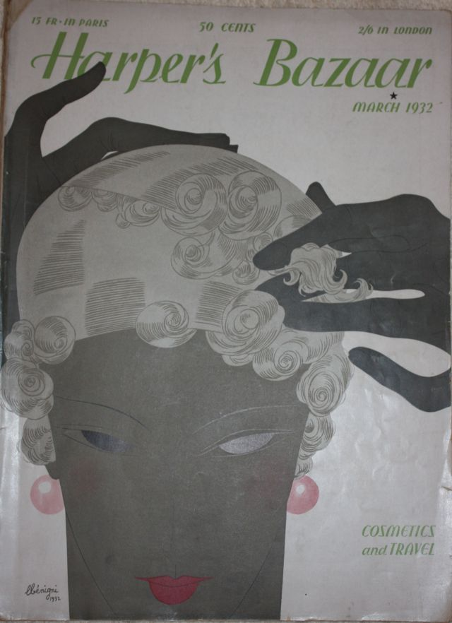 Harper's Bazaar March 1932