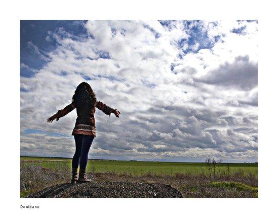"""""""Ancha y verde es Castilla"""" por Donibane"""