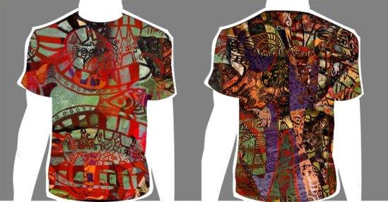 Complementos de la firma Catotack por Donibane · Camiseta