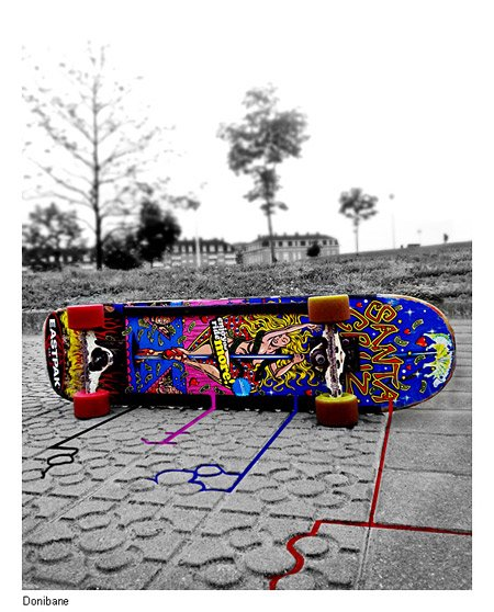 """Skatecolor"" by Donibane"