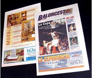Diseño de Periodicos y publicaciones