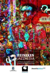 concurso de carteles del Jazzaldia