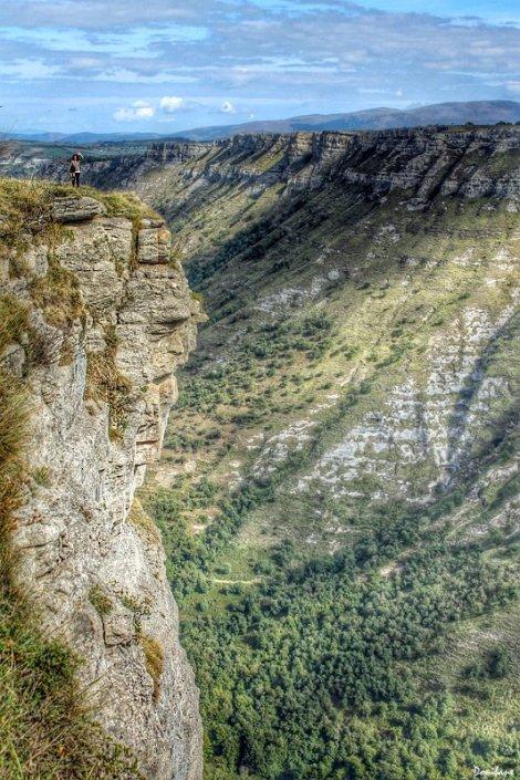 La Cascada del Nervión, Delika, por Donibane