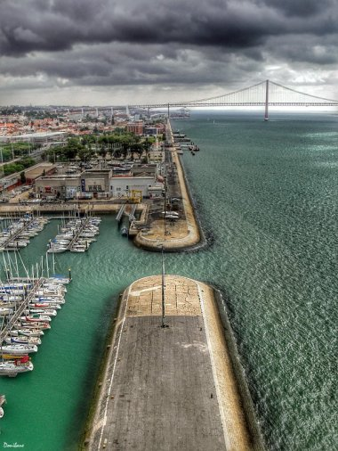 Lisbon by Donibane