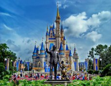 Disney World by Donibane
