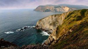 Costa de Bizkaia en Barrika por Donibane