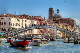 Vistas de Venecia por Donibane
