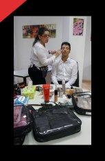 Bolcados maquillaje y fotografia corporativa por Donibane