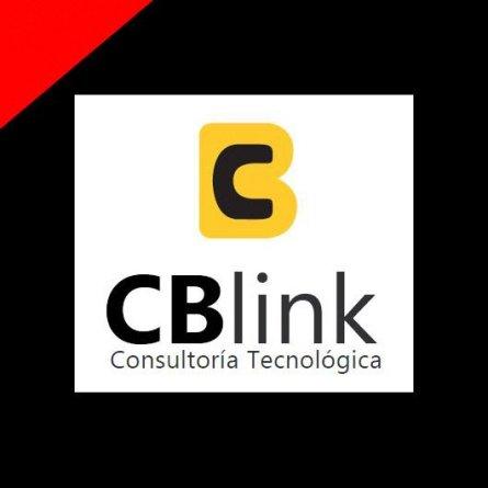 Logotipo CBlink diseñado por Donibane
