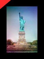 Estatua de la Libertad-Stock de fotografías de Donibane Creative Studio