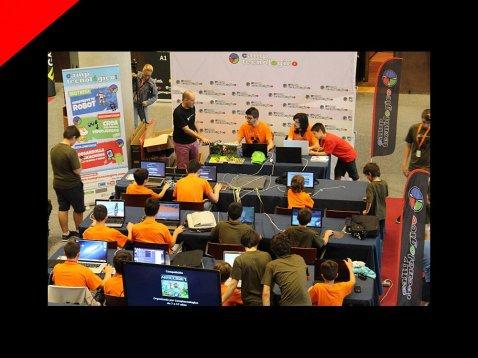Evento en Fun&Serious Games por Donibane