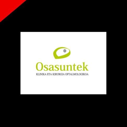 Osasuntek logotipo Donibane