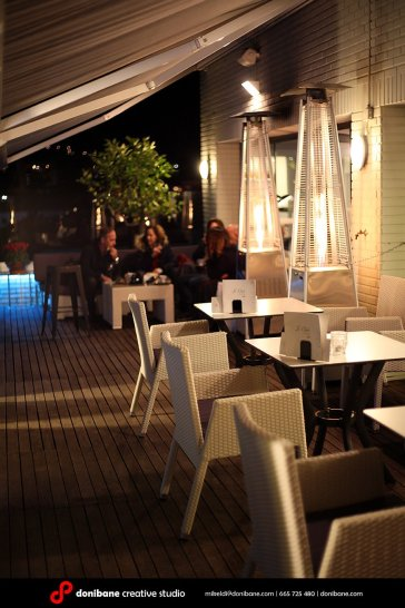 fotógrafo terraza Bilbao pisos casas inmuebles Donibane