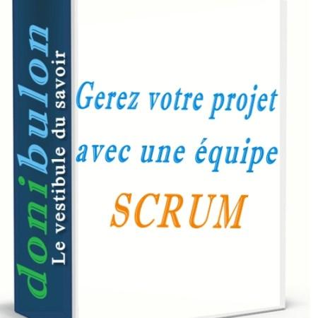 Gérez votre projet avec une équipe Scrum