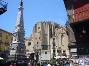Chiesa di San Domenico Maggiore Napoli