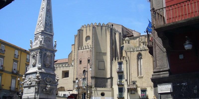 San Domenico Maggiore Church - Naples