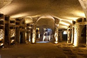 Catacombs of San Gennaro - Naples