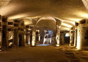 Catacombs of San Gennaro - Naples
