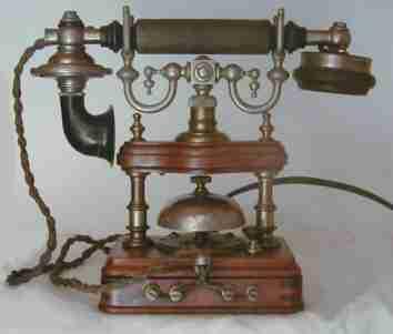 telpon jadul