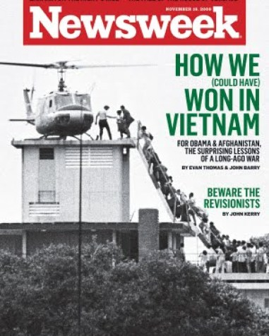 never won in Vietnam