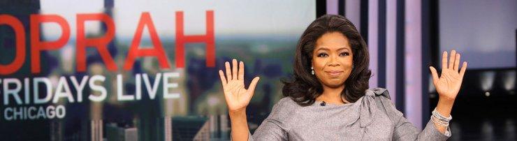 oprah winfrey show chicago