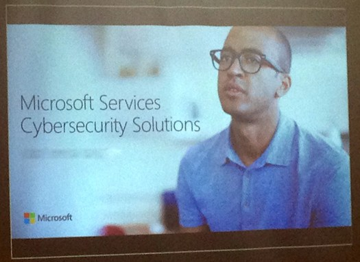 Microsoft cybersecurity