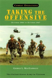 Combat Operations: Taking the Offensive, October 1966 to October 1967