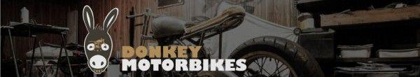 Cabecera Donkey Motorbikes