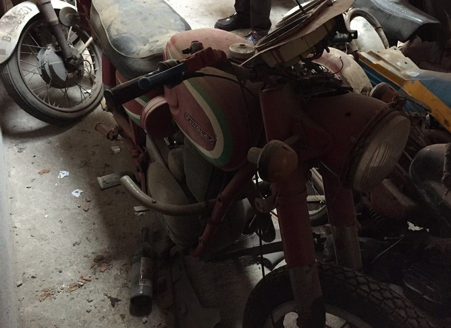 Restauración Sanglas 400T